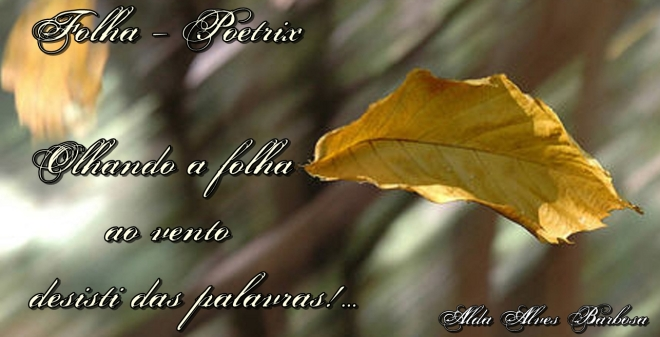 Folha - Poetrix
