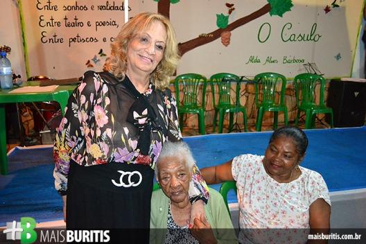 Lançamento em Buritis