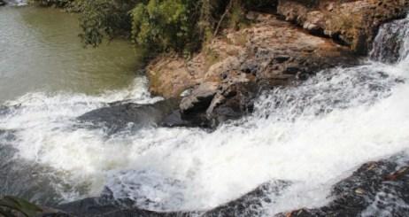 Cachoeira das Pedras - Uruana-MG