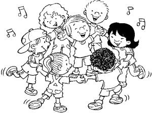 crianças-brincando-de-roda-para-colorir