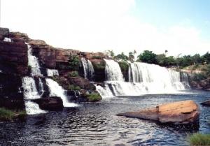 Cachoeira em Caeté