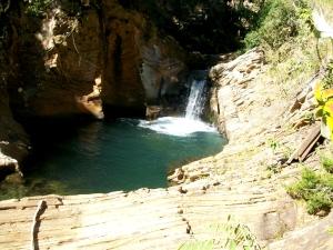 Cachoeira do Mergulho
