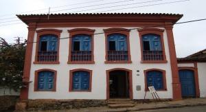 Fachada do Museu Regional