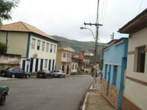 Rua Dr. Israel Pinheiro