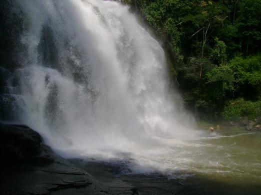Cachoeira dos confins