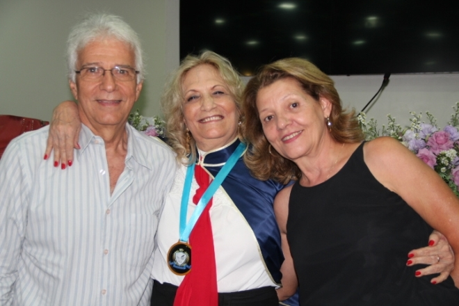 Alda A. Barbosa, Heval R. Barbosa e esposa - Cópia