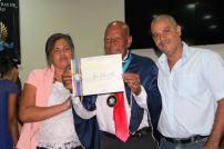 Membros 01 - Ildeu Pereira da Silva e filhos