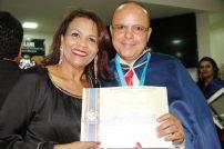 Membros 01 - Sebastião Antônio de Melo e esposa